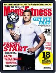 Men's Fitness UK (Digital) Subscription July 14th, 2015 Issue