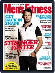 Men's Fitness UK (Digital) Subscription June 16th, 2015 Issue
