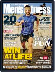 Men's Fitness UK (Digital) Subscription May 27th, 2014 Issue