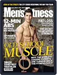 Men's Fitness UK (Digital) Subscription March 25th, 2014 Issue