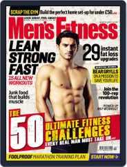 Men's Fitness UK (Digital) Subscription January 28th, 2014 Issue