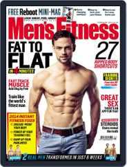 Men's Fitness UK (Digital) Subscription December 10th, 2013 Issue