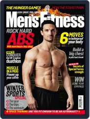 Men's Fitness UK (Digital) Subscription November 12th, 2013 Issue