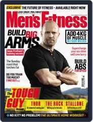 Men's Fitness UK (Digital) Subscription October 15th, 2013 Issue