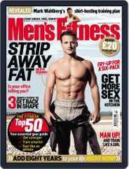 Men's Fitness UK (Digital) Subscription September 17th, 2013 Issue