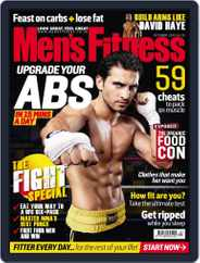 Men's Fitness UK (Digital) Subscription August 20th, 2013 Issue