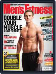Men's Fitness UK (Digital) Subscription July 23rd, 2013 Issue