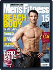 Men's Fitness UK (Digital) Subscription June 25th, 2013 Issue