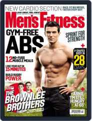 Men's Fitness UK (Digital) Subscription May 29th, 2013 Issue