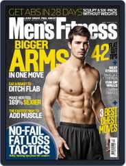 Men's Fitness UK (Digital) Subscription March 19th, 2013 Issue