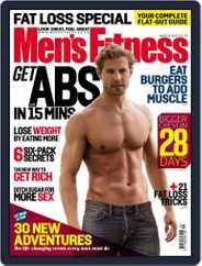 Men's Fitness UK (Digital) Subscription January 22nd, 2013 Issue