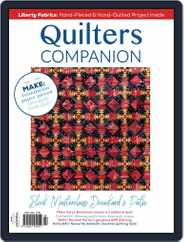 Quilters Companion (Digital) Subscription January 8th, 2020 Issue