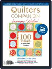 Quilters Companion (Digital) Subscription November 7th, 2019 Issue