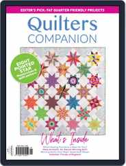 Quilters Companion (Digital) Subscription September 1st, 2019 Issue