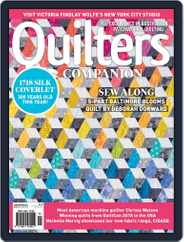 Quilters Companion (Digital) Subscription July 1st, 2018 Issue