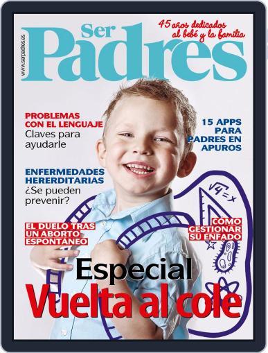 Ser Padres - España (Digital) September 1st, 2019 Issue Cover
