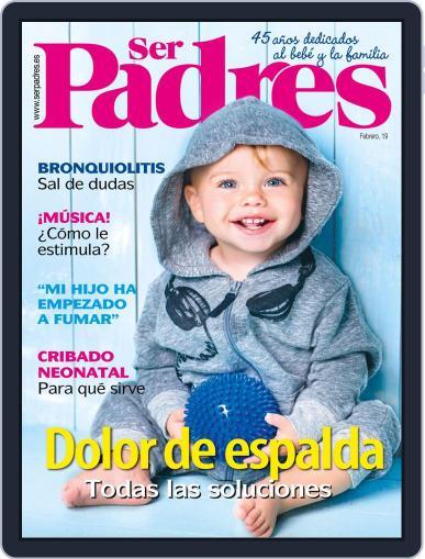 Ser Padres - España (Digital) February 1st, 2019 Issue Cover