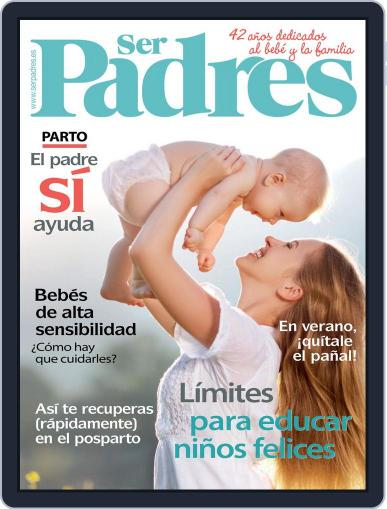 Ser Padres - España (Digital) August 1st, 2017 Issue Cover