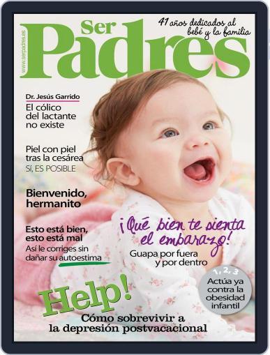 Ser Padres - España (Digital) August 16th, 2016 Issue Cover