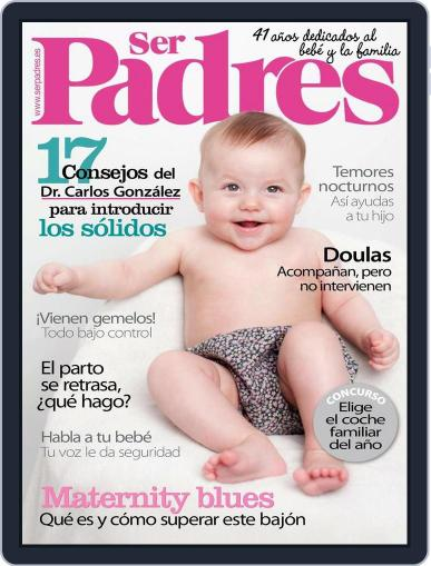 Ser Padres - España (Digital) July 19th, 2016 Issue Cover
