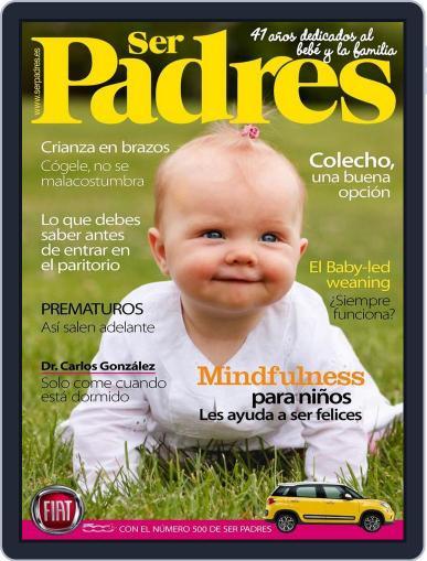 Ser Padres - España (Digital) June 16th, 2016 Issue Cover
