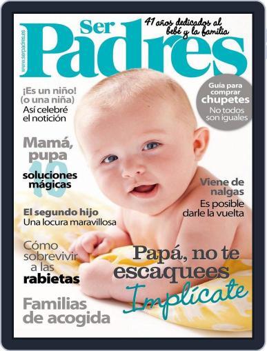 Ser Padres - España (Digital) April 19th, 2016 Issue Cover