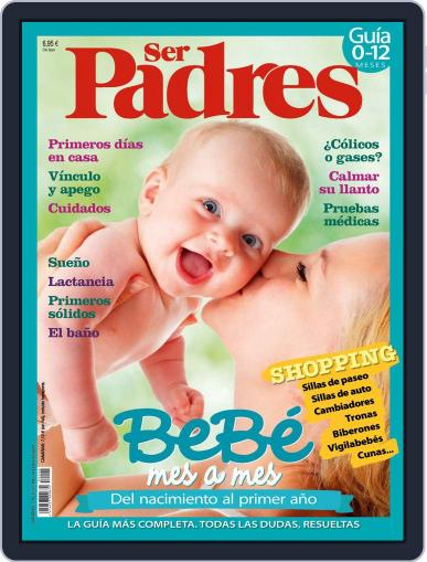 Ser Padres - España (Digital) December 9th, 2015 Issue Cover
