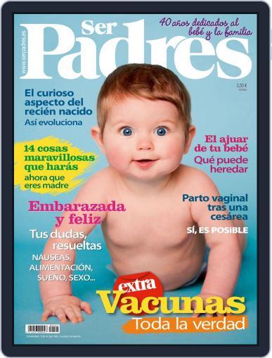 Ser Padres - España (Digital) October 14th, 2015 Issue Cover