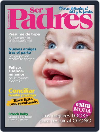 Ser Padres - España (Digital) September 14th, 2015 Issue Cover