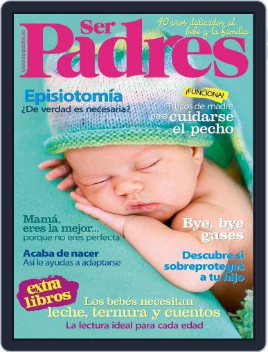 Ser Padres - España (Digital) August 13th, 2015 Issue Cover