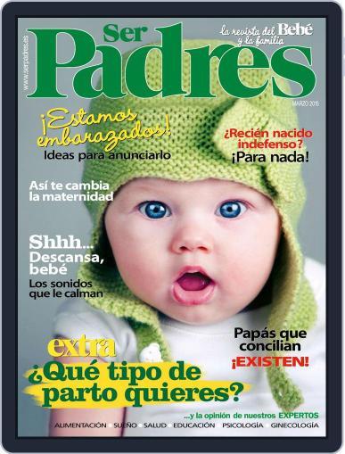 Ser Padres - España (Digital) February 12th, 2015 Issue Cover