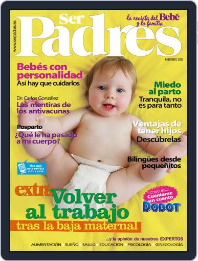 Ser Padres - España (Digital) January 19th, 2015 Issue Cover