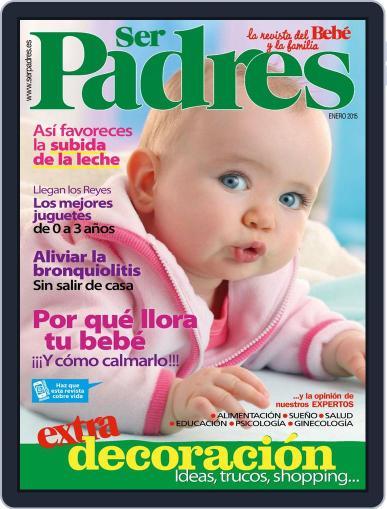 Ser Padres - España (Digital) December 15th, 2014 Issue Cover