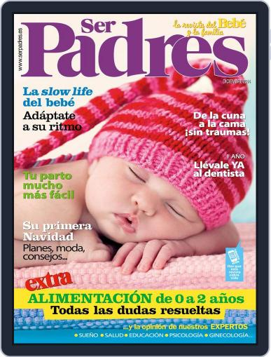 Ser Padres - España (Digital) November 13th, 2014 Issue Cover