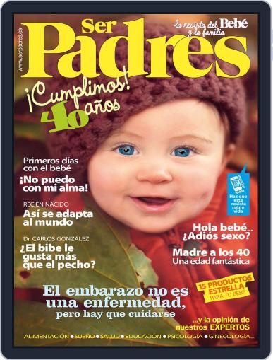 Ser Padres - España (Digital) October 13th, 2014 Issue Cover
