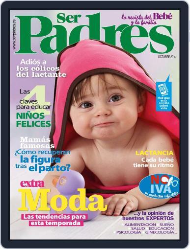 Ser Padres - España (Digital) September 15th, 2014 Issue Cover
