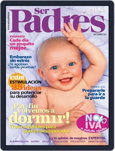 Ser Padres - España (Digital) August 13th, 2014 Issue Cover