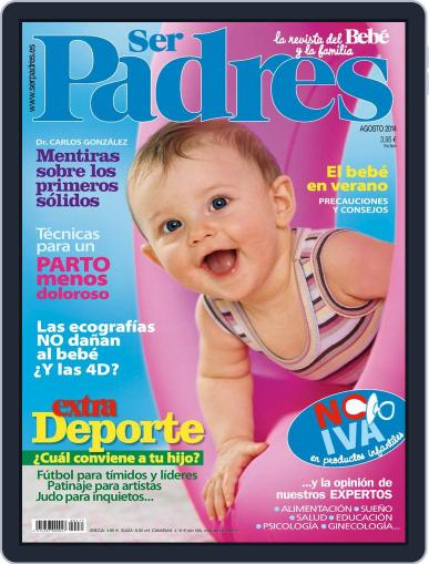 Ser Padres - España (Digital) July 14th, 2014 Issue Cover