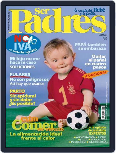 Ser Padres - España (Digital) June 12th, 2014 Issue Cover