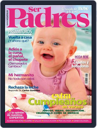 Ser Padres - España (Digital) May 14th, 2014 Issue Cover