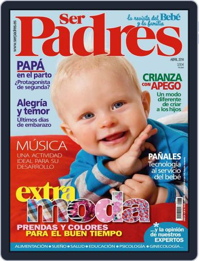 Ser Padres - España (Digital) March 13th, 2014 Issue Cover