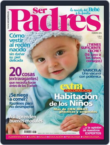 Ser Padres - España (Digital) January 20th, 2014 Issue Cover