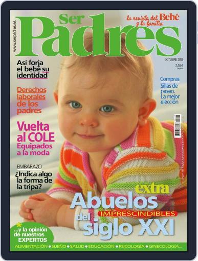 Ser Padres - España (Digital) September 13th, 2013 Issue Cover
