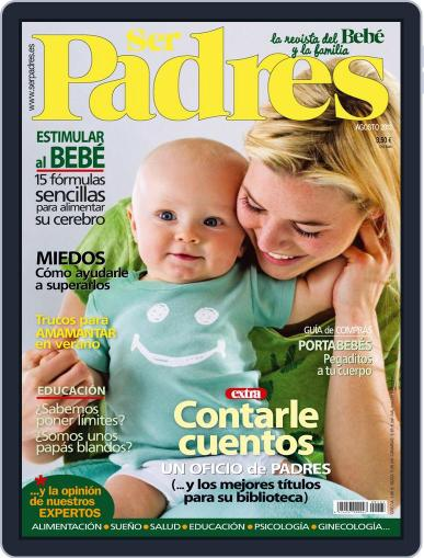 Ser Padres - España (Digital) July 16th, 2013 Issue Cover