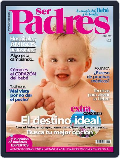 Ser Padres - España (Digital) May 14th, 2013 Issue Cover