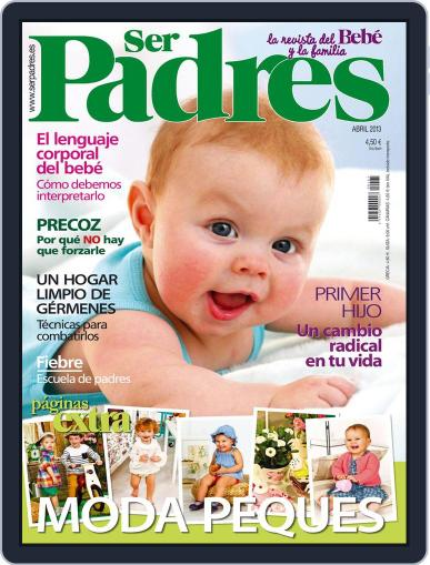Ser Padres - España (Digital) March 15th, 2013 Issue Cover