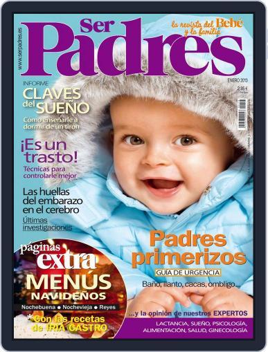Ser Padres - España (Digital) December 16th, 2012 Issue Cover