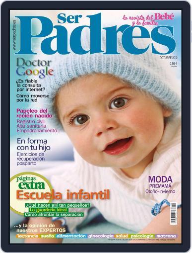 Ser Padres - España (Digital) September 16th, 2012 Issue Cover