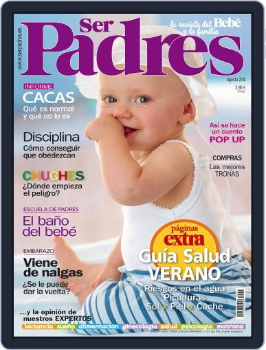 Ser Padres - España (Digital) July 15th, 2012 Issue Cover