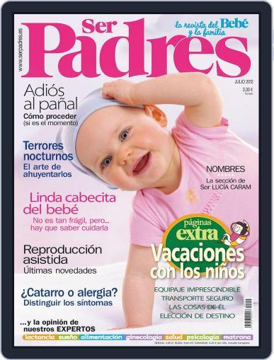 Ser Padres - España (Digital) June 14th, 2012 Issue Cover